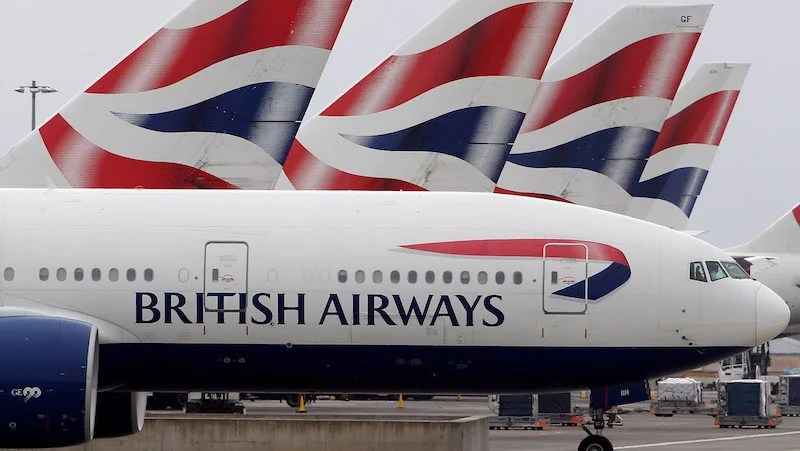 Bed Bugs Found on British Airways Flight