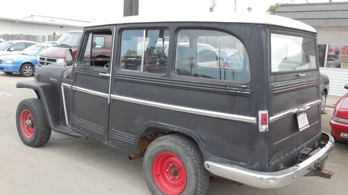 hight resolution of for 3 500 would you buy jim s 1962 willys jeep station wagon