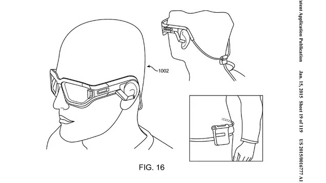 Magic Leap's Patents Are a Crazy Vision of the Augmented