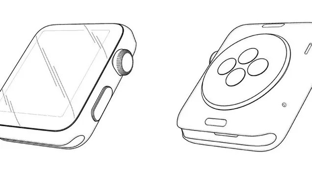 Apple Won a Design Patent for Its Watch