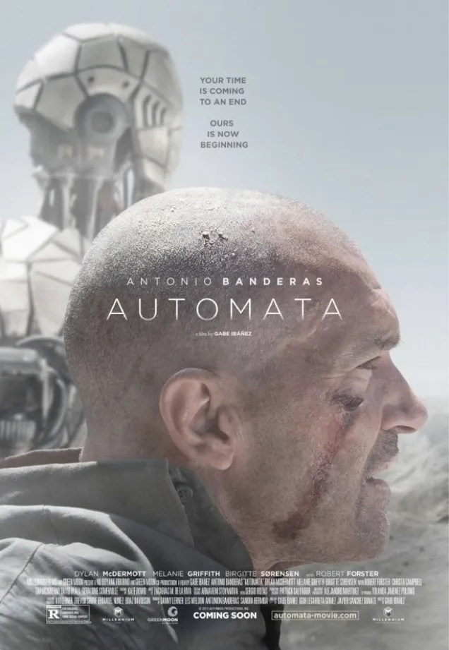 Automata Trailer Shows Off A Robot Action Movie That Gets Robots Right