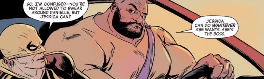 Αποτέλεσμα εικόνας για Power Man and Iron Fist 2016