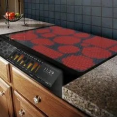Kitchen Stove Tops Backsplash Subway Tile This Top Concept Lets You Cook 15 Things Instead Of 4 The William Isn T Bossy Like Most It Doesn Stipulate What Size Your Pots And Pans Should Be Or Where How Many Can