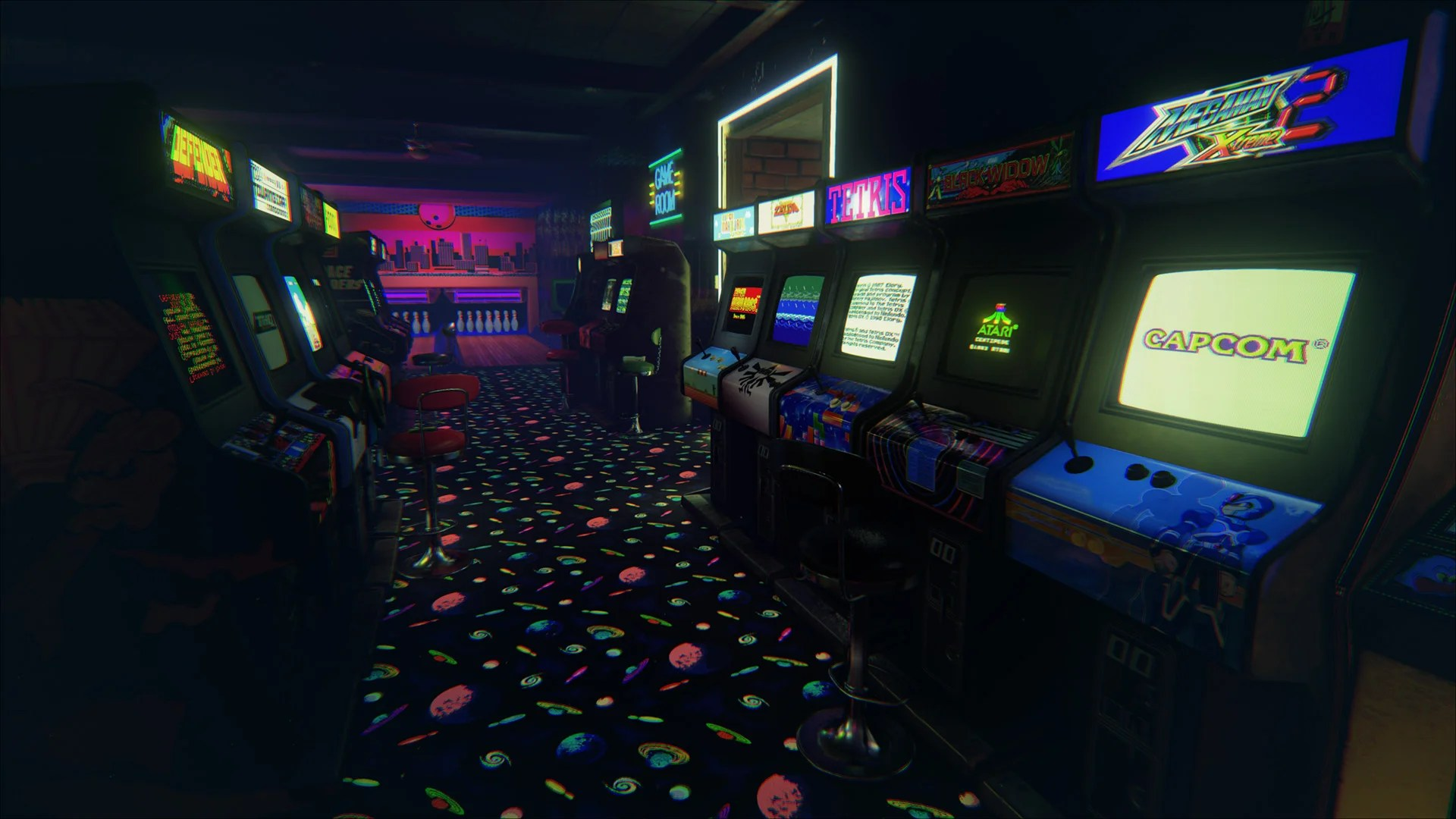This Amazing 80s Arcade Is The Best Virtual Reality Trip Yet
