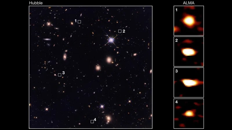 astronomers uncover ancient treasure