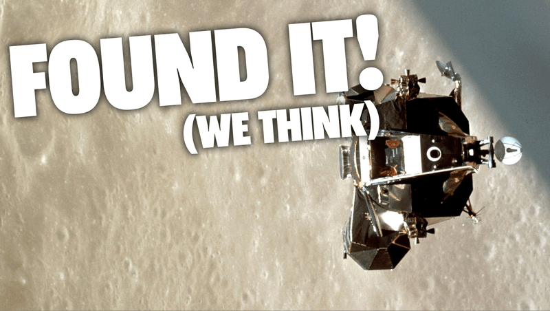 yxwgwedscvww0bc8ujps - Astronomers Just About Certain They Found the Apollo 10 Lunar Module Floating in Space