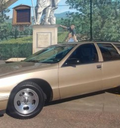 at 7 000 could this 1995 chevy caprice wagon mean your ship has come in  [ 1200 x 675 Pixel ]