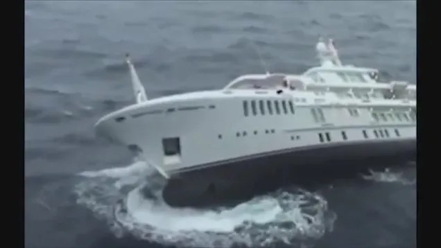 Superyacht Sinks Like A Stone In The Mediterranean