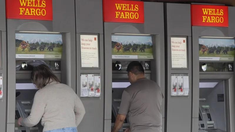 Wells Fargo Banker Says She Drank Bottles of Hand