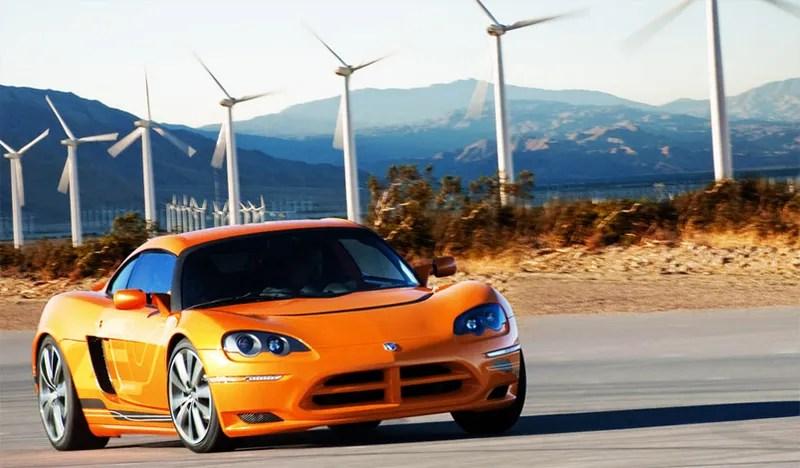 Dodge Pulls Plug On Circuit Ev Electric Sports Car