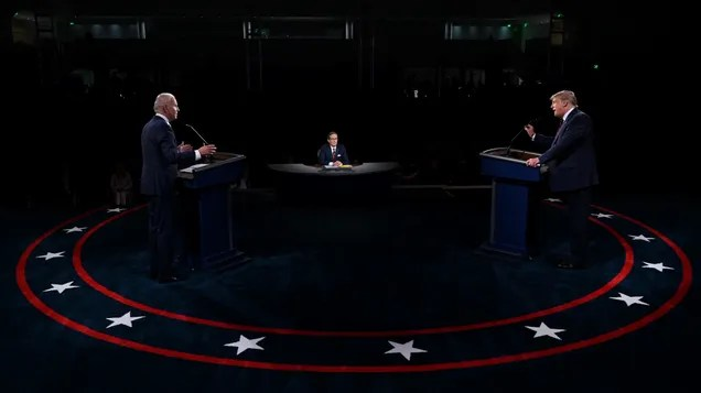 sgra9hlciuagfasspomh Second Presidential Showdown Is Cancelled After Trump's Tantrum About Debating Remotely | Gizmodo