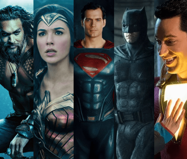 The Gathered Heroes Villains And Potentially Exiting Stars Of The Dc Movieverse Photo Warner Bros