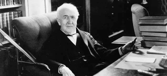 Take The Intelligence Test That Thomas Edison Gave to Job Seekers