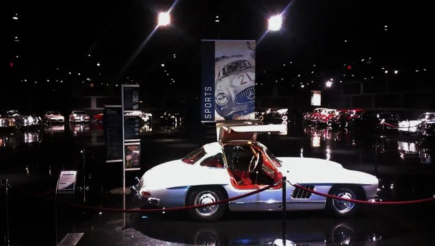 Saint Louis' historic classic car museum sadly closing its doors