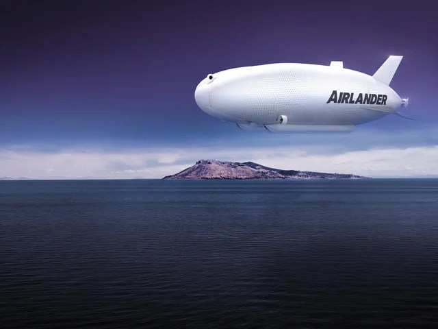 The world's largest aircraft has been unveiled -- and it's a mammoth