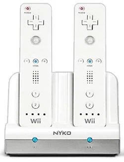 Nyko's Wii Remote Charge Station Won't Work with Motion Plus