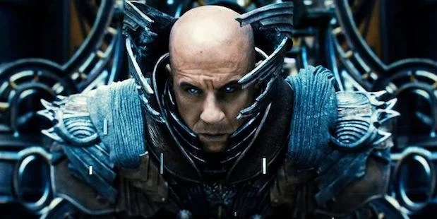 Vin Diesel announces a fourth Riddick movie is coming
