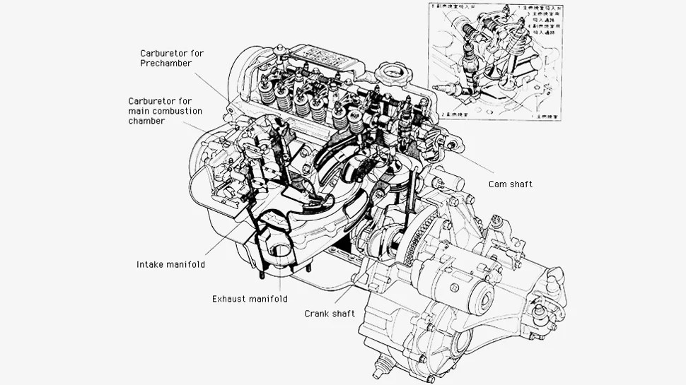 What's The Most Complicated Car Engine Ever Made?
