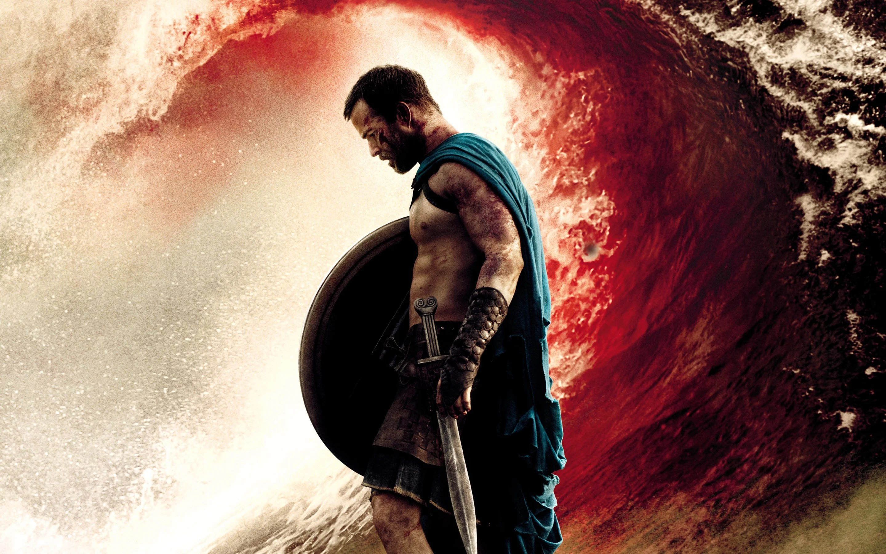 The 300 sequel is Zack Snyder's greatest intellectual masterpiece
