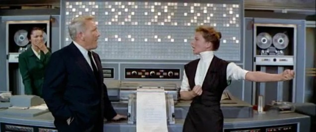 IBM Sponsored a Major Hollywood Movie About Computers in 1957