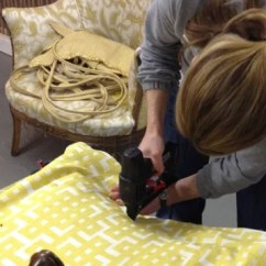 How Much Fabric Do I Need To Reupholster A Chair Covers And Table Cloth Hire An Old Piece Of Furniture | Lifehacker Australia