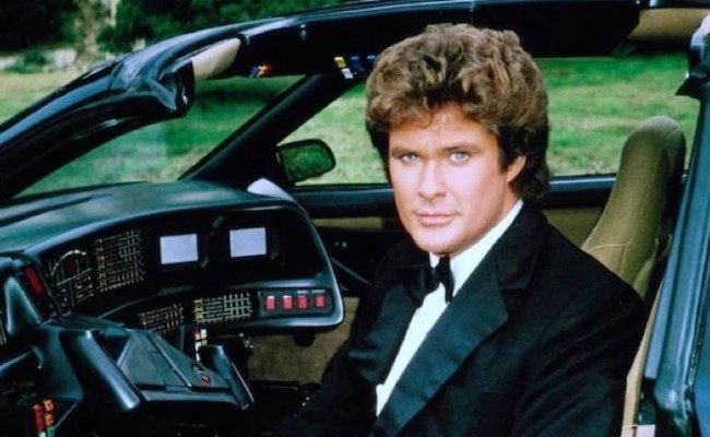 A Brief History Of Every Tv Version Of Knight Rider Ever
