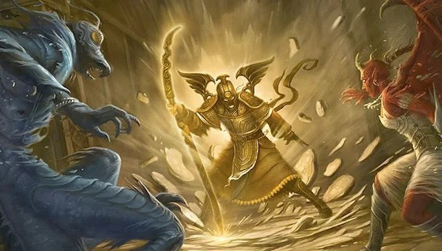 What Is The Conflict Of The Yellow Wallpaper Quotes The 13 Strangest Deities In Dungeons Amp Dragons Kotaku