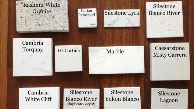 Kitchen Countertop Material Comparison Chart  Wow Blog