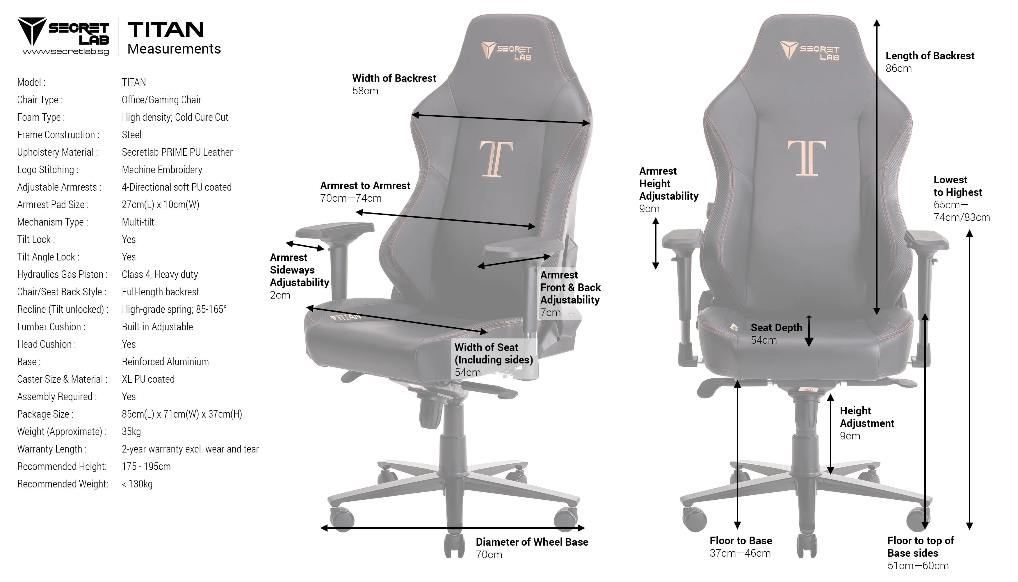 wheelchair names chalk painted chairs secretlab titan review a big gaming chair for