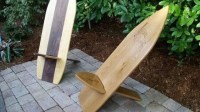 Build An Outdoor Chair From A Single Plank (And Store It ...