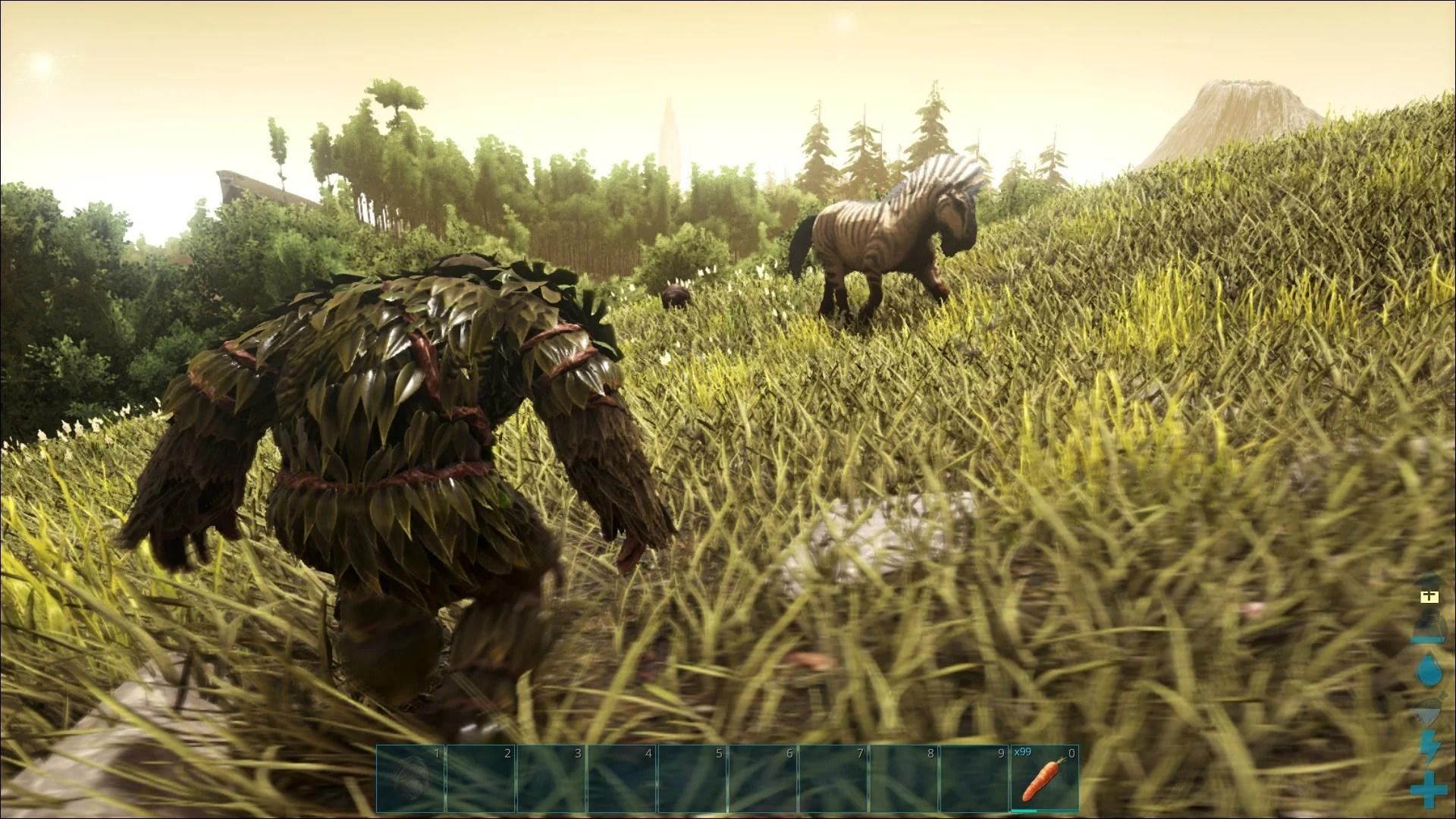 ark survival evolved horse