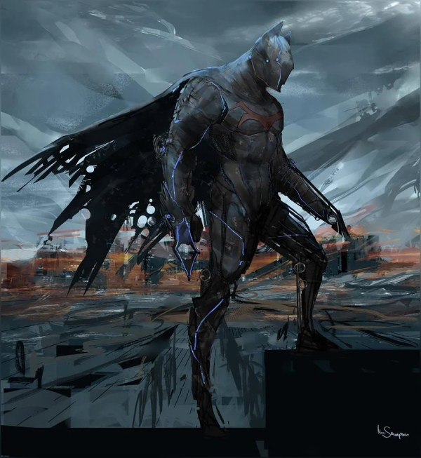 Post-Apocalyptic Batman