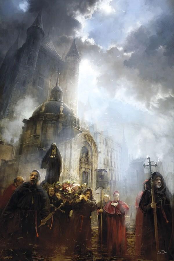 Fine Art Of Assassin' Creed Unity Kotaku Australia