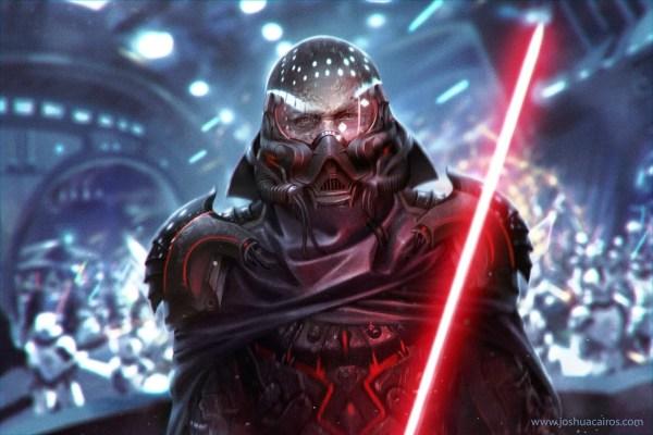Redesigned Darth Vader Menacing Kotaku Australia