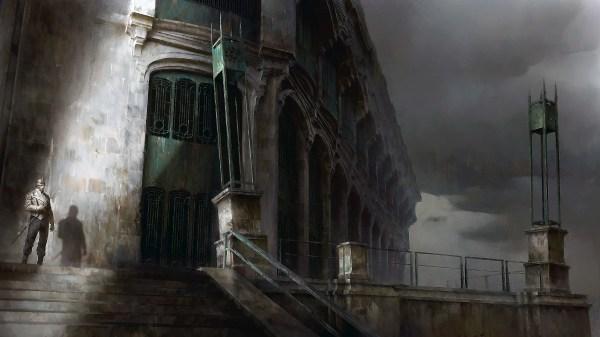Fine Art Of Dishonored 2 Kotaku Australia