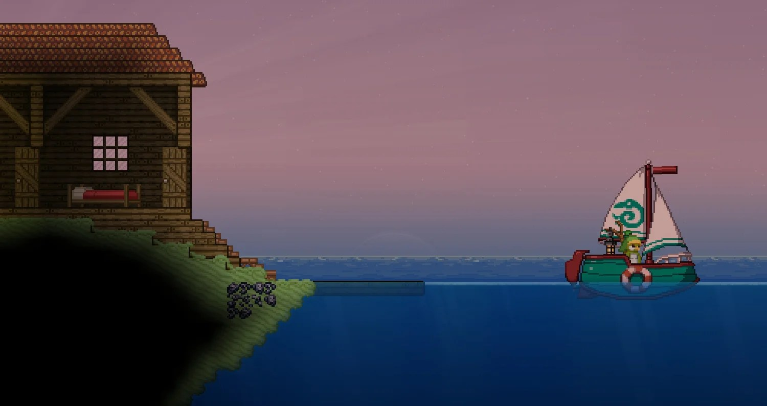 Starbound Is Just As Beautiful As On Day One Kotaku