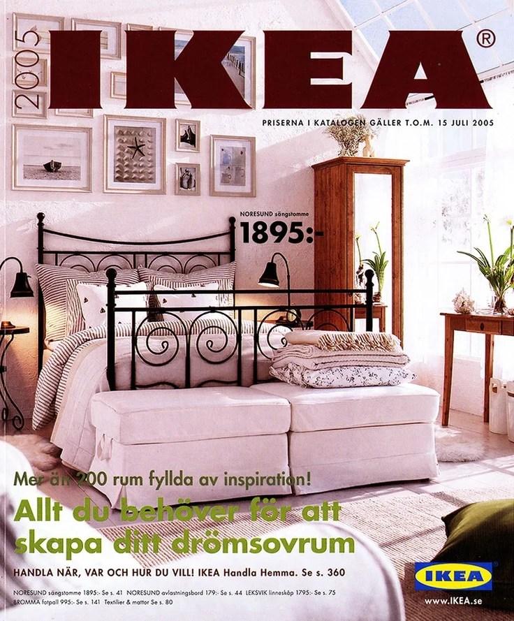 Every IKEA Catalogue Cover Since 1951  Gizmodo Australia