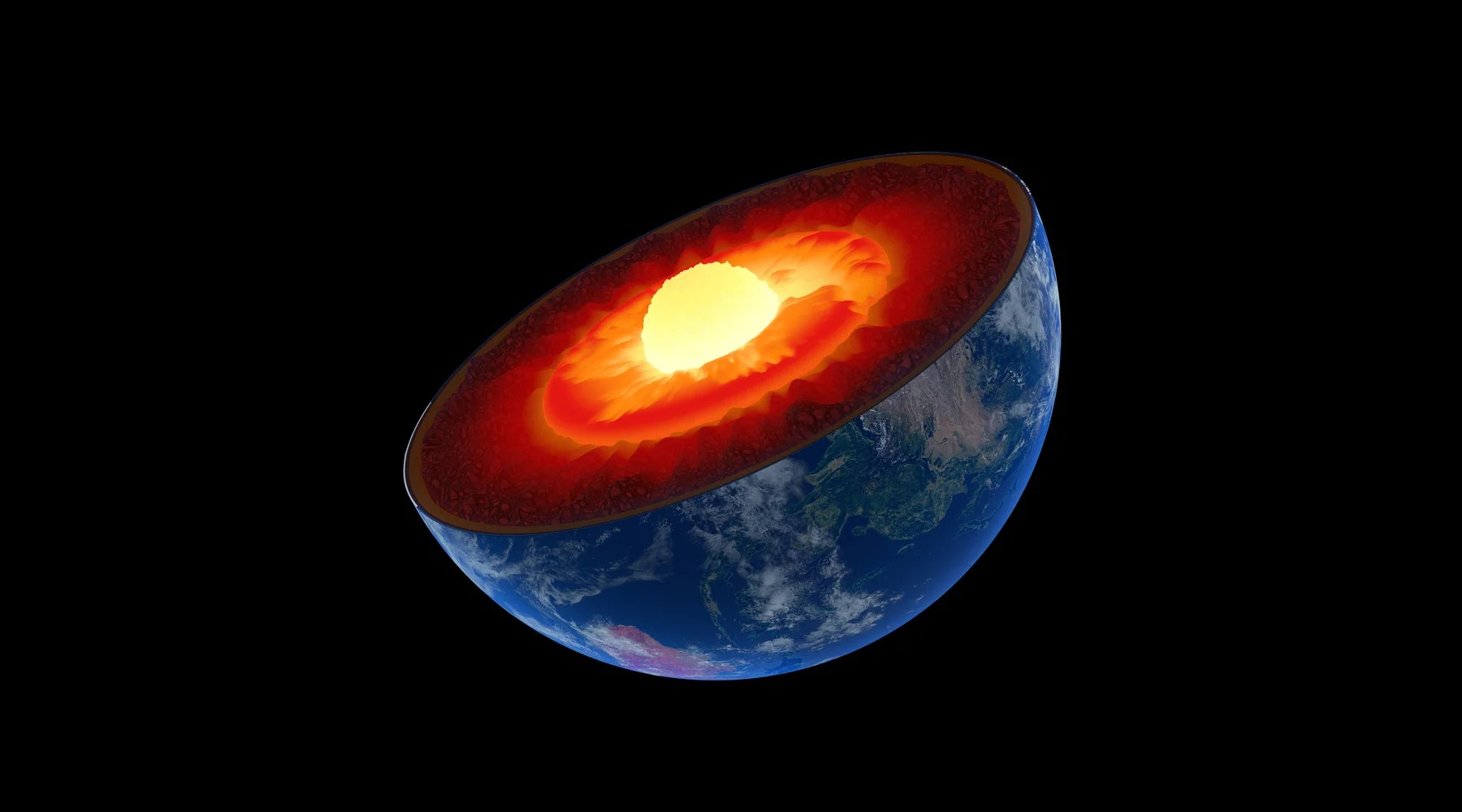 We Were Totally Wrong About What S Happening Inside Earth