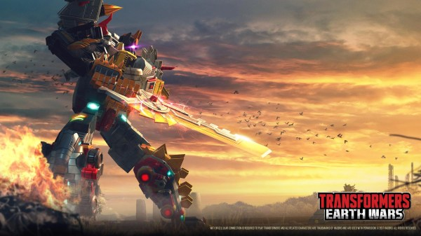 Transformers' Dinobots Finally Combine Form Giant
