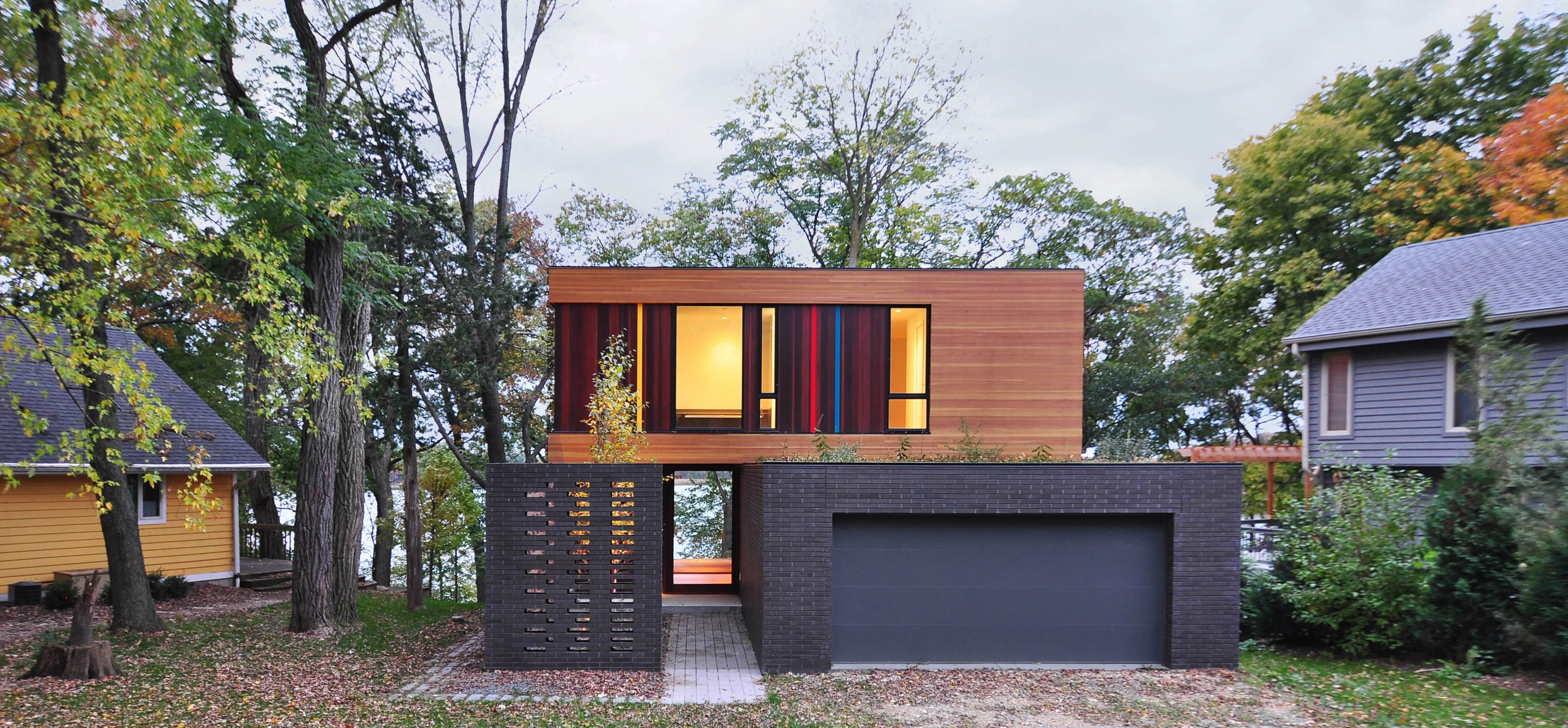 These Five Amazing Houses Just Won Awards For Being Small And