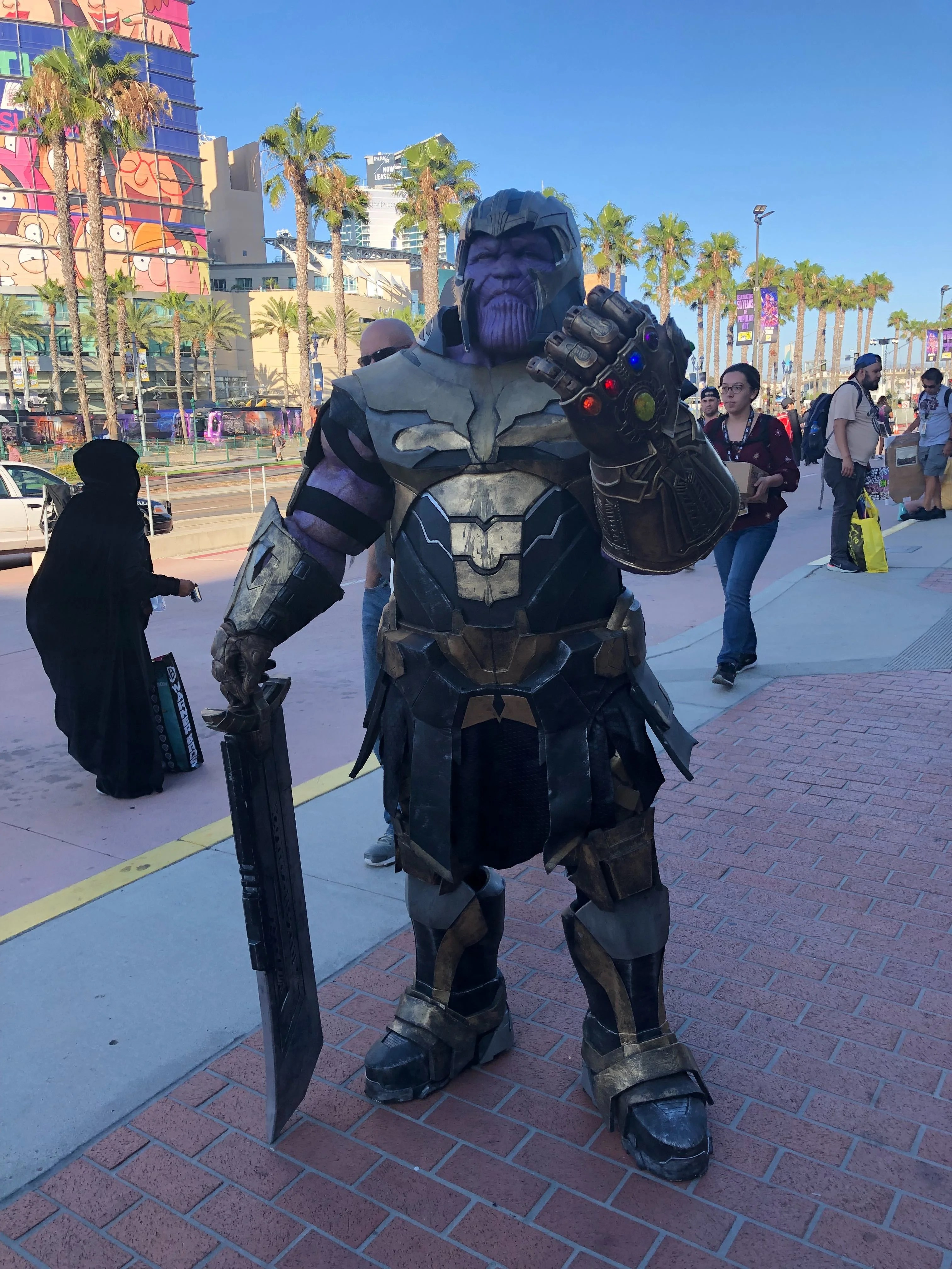 All The Legendary Cosplay We Saw At San Diego Comic-Con 2019, Day One | Gizmodo Australia