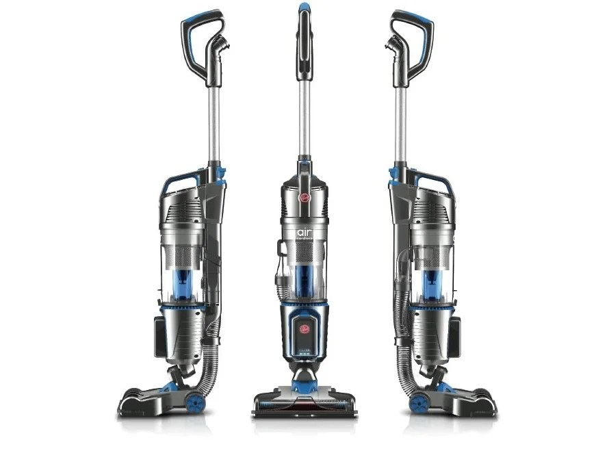 A Pair Of Batteries Keep This Cordless Vacuum Running For