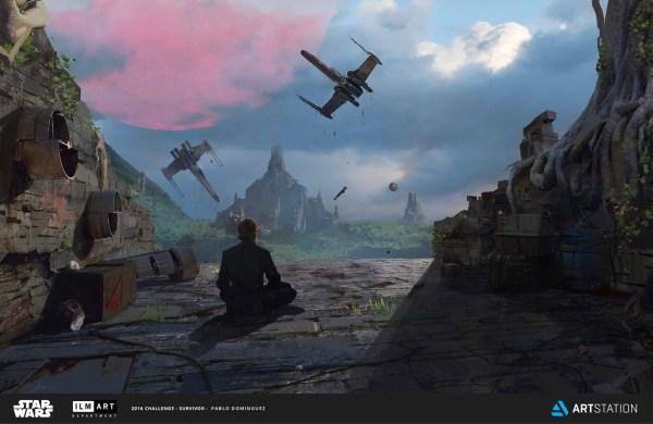 Fine Art -day X Star Wars Kotaku Australia