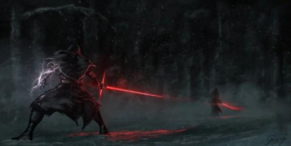 Star Wars Force Fan Art Awakens