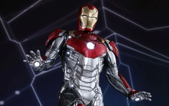 Image result for spiderman stark tech