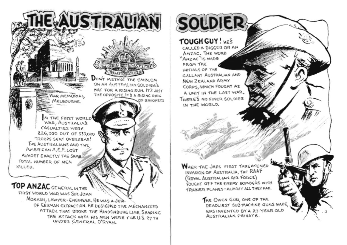 This WWII Booklet Helped Soldiers Translate From American