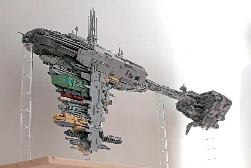 Star Wars Ef76 Nebulon B