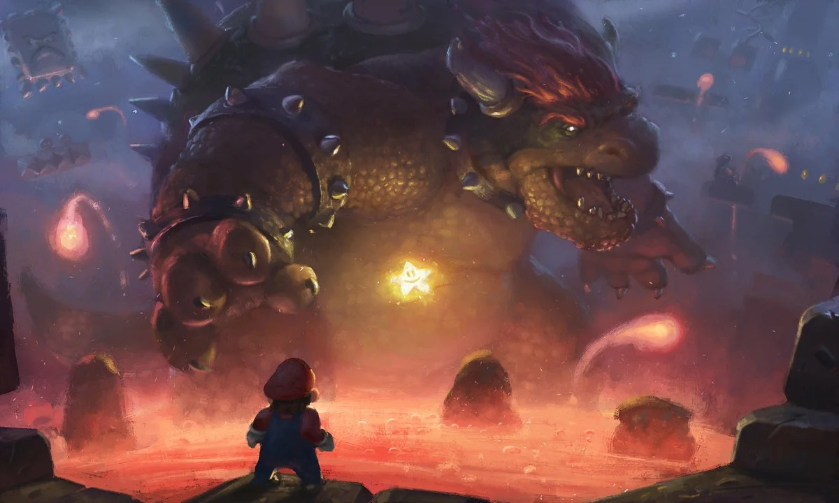 Mario Faces The Final Boss Kotaku Australia