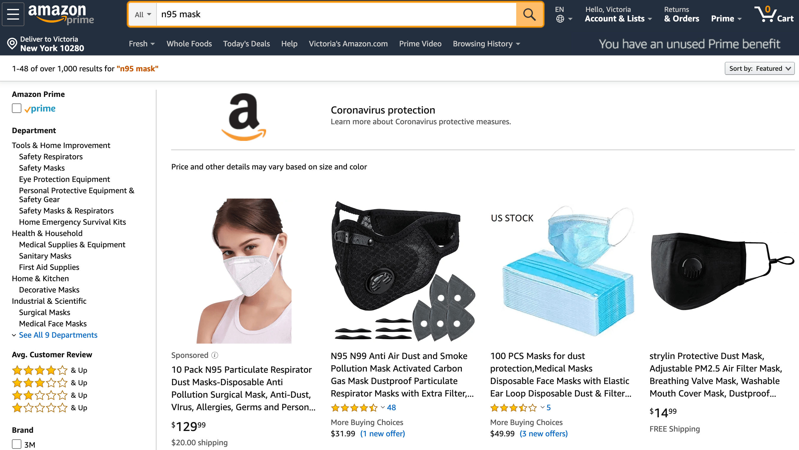 Amazon Bans 1 Million Products Falsely Claiming to Cure ...