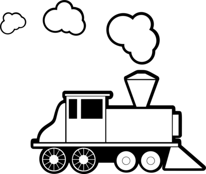 Train Rail transport Industrial Revolution Steam engine